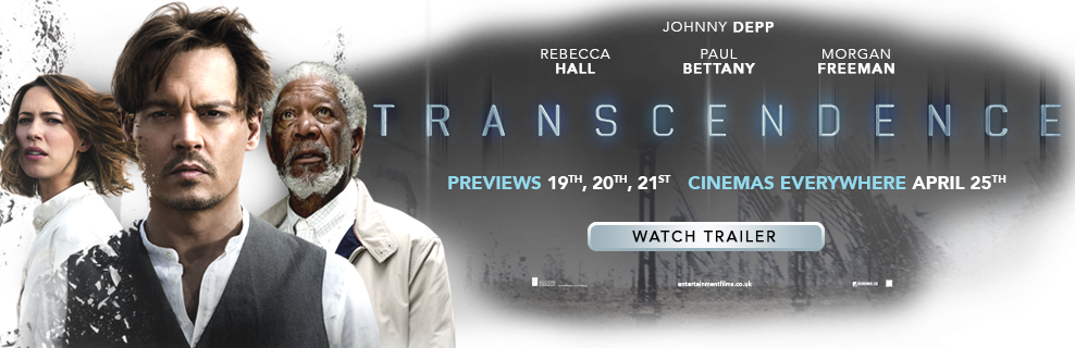 transcendence rich media advert ign